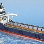 Offshore Support Vessel for Nigeria Oil and Gas Operations