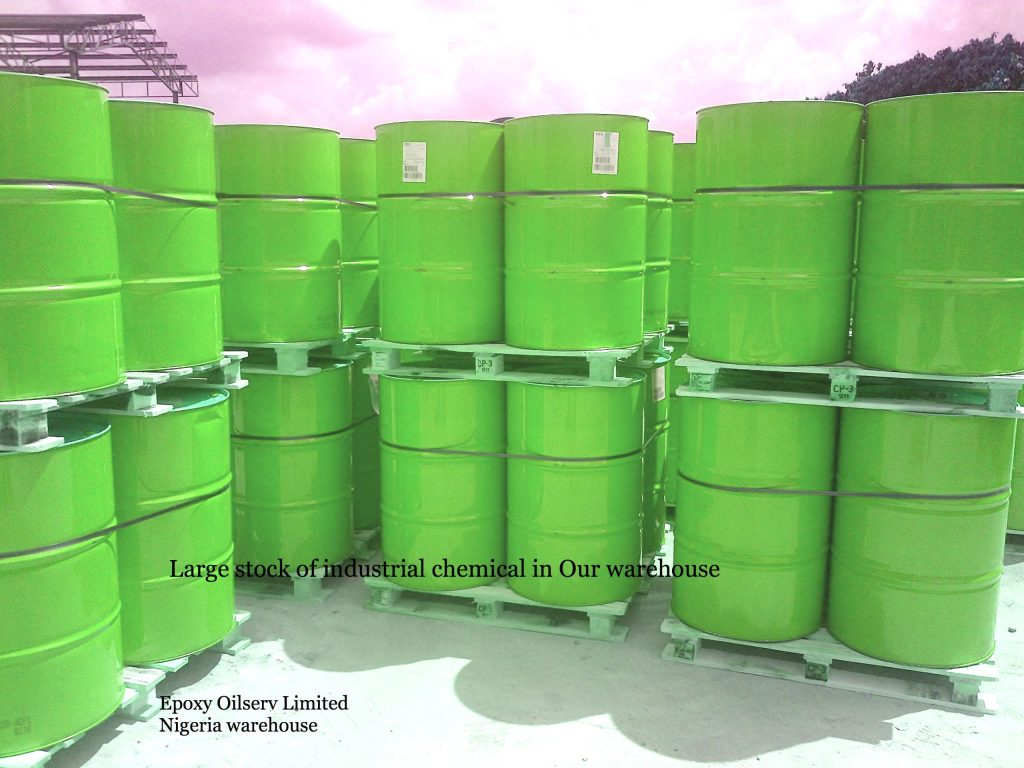 Supplier of Mono-Ethylene Glycol in Nigeria