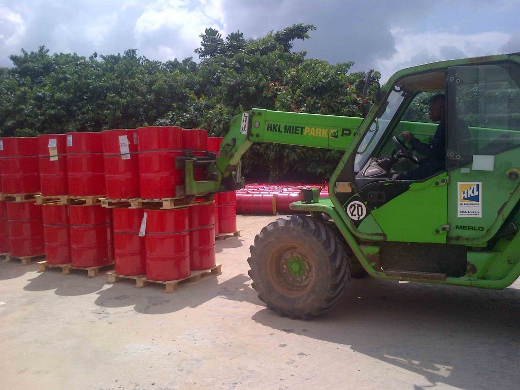 Transformer oil supplier in Nigeria