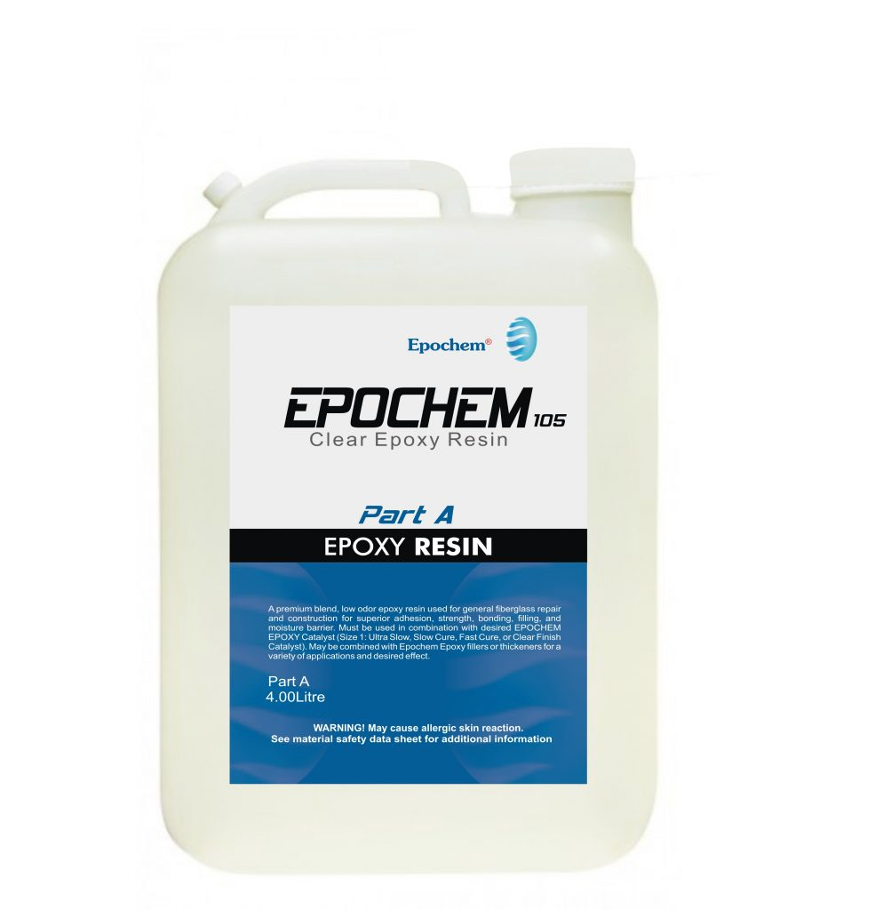 epochem 105 epoxy resin and hardener