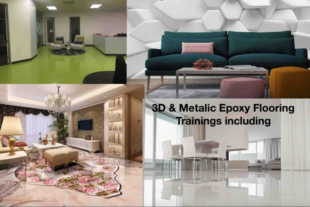 3D epoxy floor training now on