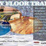 3D Epoxy Floor Training in Port Harcourt now on