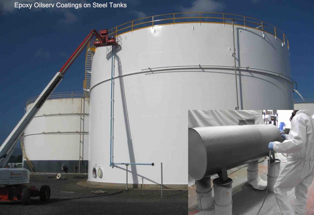 Coatings On Steel Structures Deal Ambient Conditions