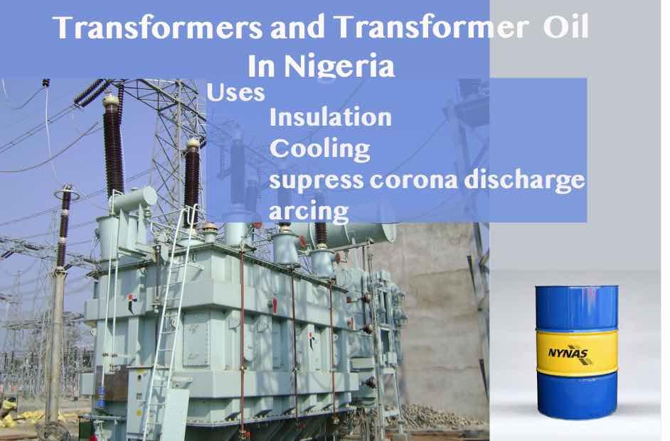 Transformers and Transformer oil in Nigeria
