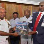 NNPC Collaborates With Navy To Tackle Crude Oil Theft