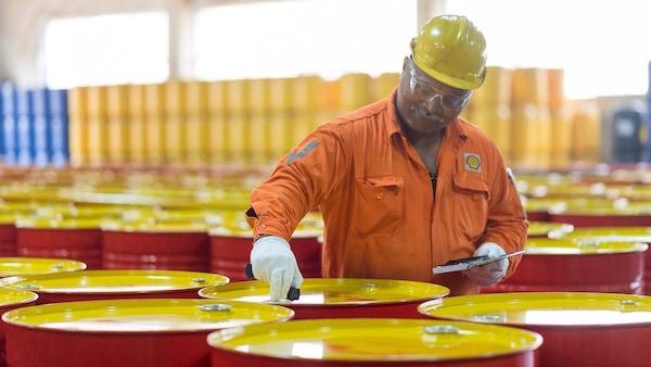 Shell Marine Lubricants
