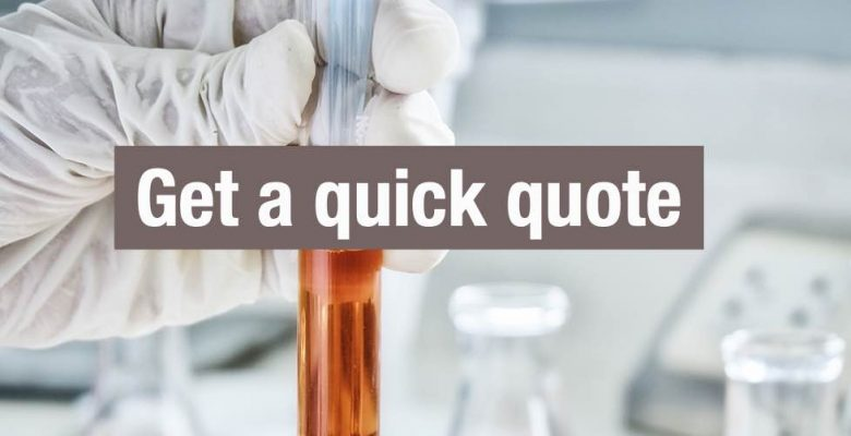 oil analysis quote